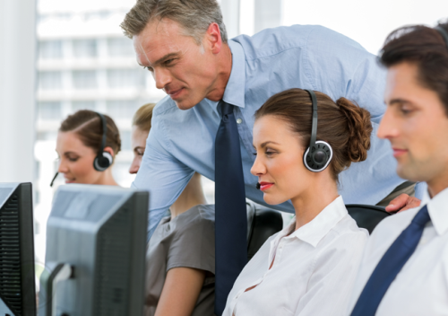 Basic Skills For Call Center Supervisor  Call Center Supervisor