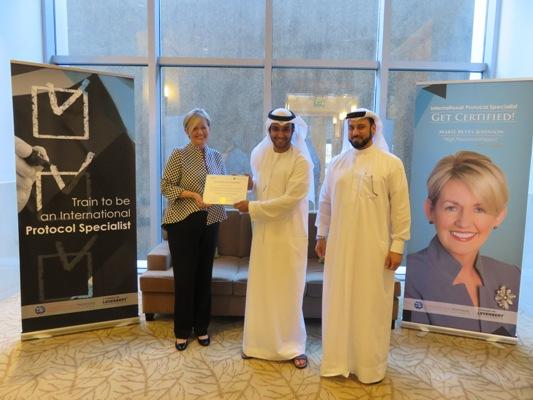 Protocol Courses in Dubai