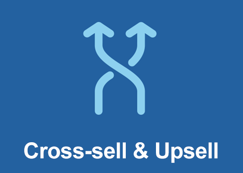 Cross selling and Upselling