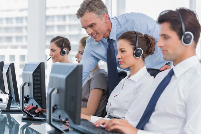 Best practices for call center agent training