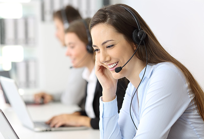 Functions of the Call Centre